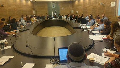 איך מקדמים דיון בהצעה לסדר בוועדות הכנסת?