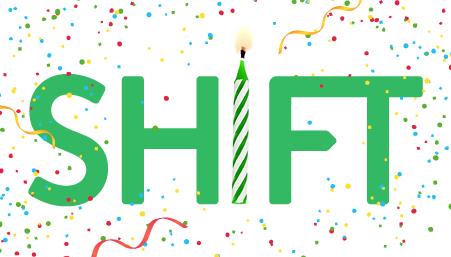 SHIFT חוגג שנה – אז איך הקמנו בלוג ארגוני?