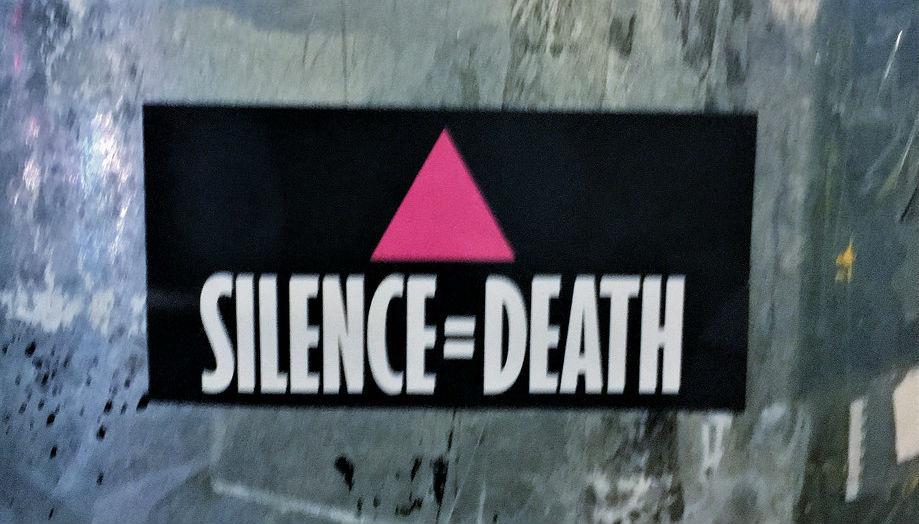 שתיקה= מוות: ACT-UP