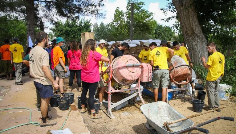 איך לשמור על המתנדבים והפעילים בארגון?